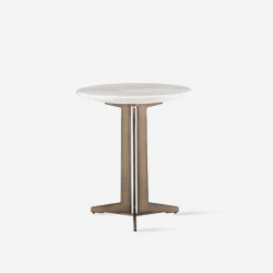 NOVA One Leg Side Table