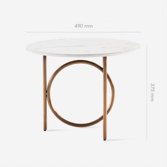 NOVA Ceramic Side Table