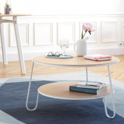 [Pre-Order] Eugénie Coffee Table, W70