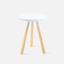 Orbit Table - White