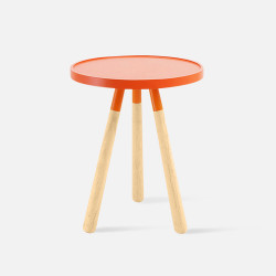 Orbit Table - Orange