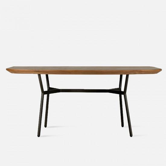 ASRI Oval Table,L180, Rustic [Display]