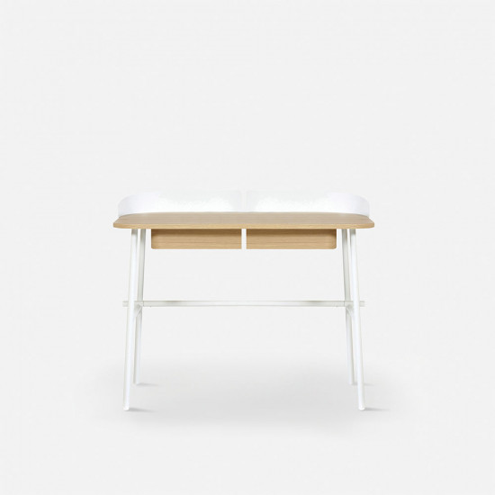 [SALE] Desk Victor, White, W100