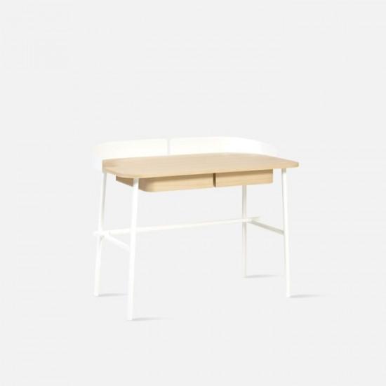 [SALE] Desk Victor, White, W100