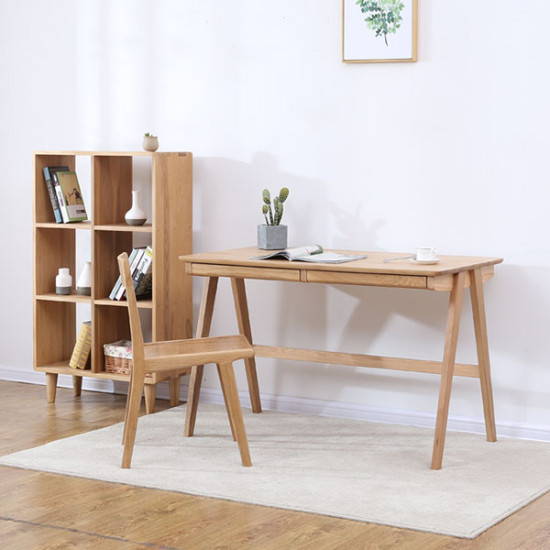[SALE] Breeze Workdesk, L120, Walnut