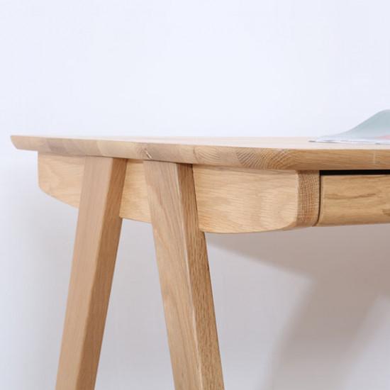 [SALE] Breeze Workdesk, L100/120, Oak
