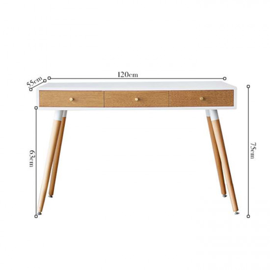 Nordic Workdesk, W100/120