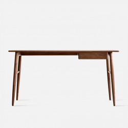 DANDY Workdesk L120/150, Walnut