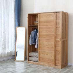 DOLCH Wardrobe W160/W180, Natural Oak