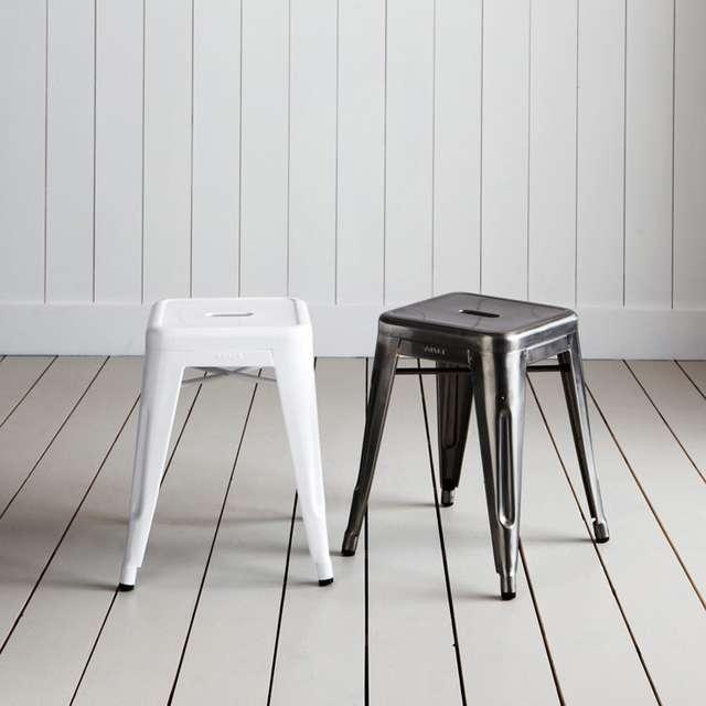 Tolix h stool replica for Tolix stuhl replik